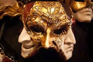 paper mache, papier mache, venetian mask
