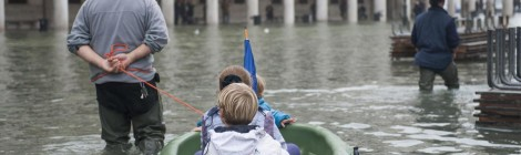 Activities During Acqua Alta in Venice