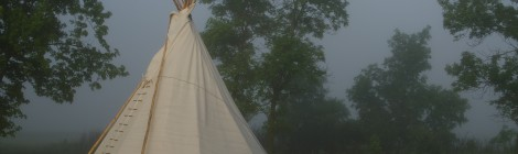 Tipi - Part 1: How It's Like to Stay in One?