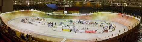 The NSC Velodrome Track Specification