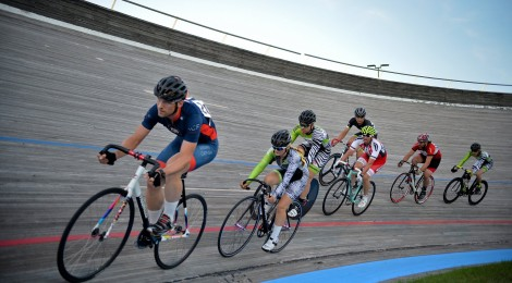 First Ride on NSC Velodrome